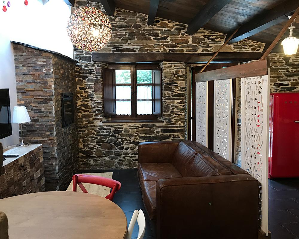 TAReira – Casa das Pitas – Casas Rurales en Taramundi