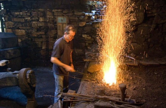 Talleres artesanos de Taramundi